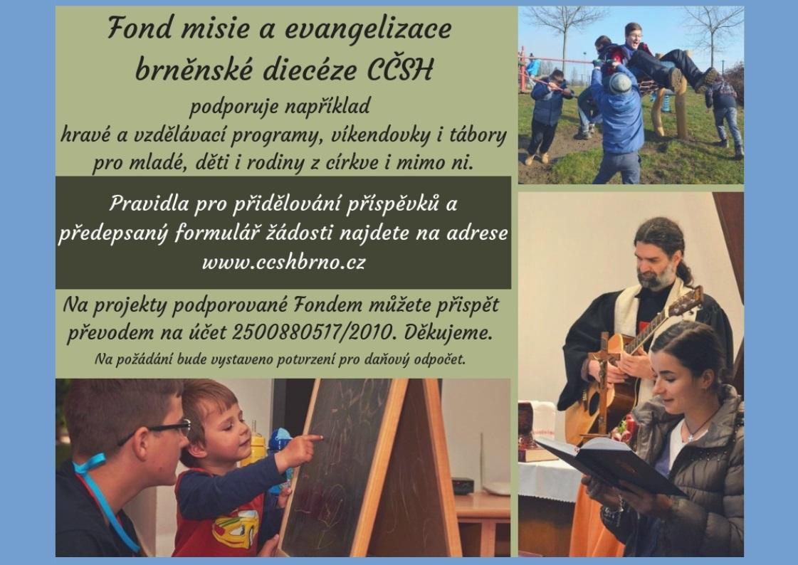 Fond misie a evangelizace